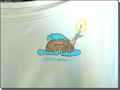 NITEY-NITESHIRT CLOSE UP